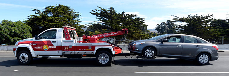 towing services in San Mateo